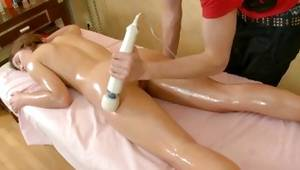 Inviting elegance charged with sex-toy