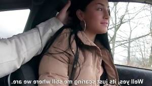 Different slut in a car offered money for sexual intercourse